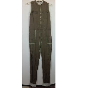 Ethereal By Paper Crane Tencel Jumpsuit Womens S